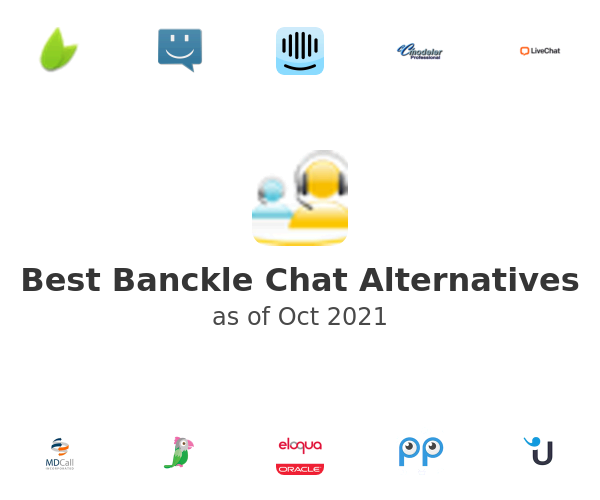 Best Banckle Chat Alternatives