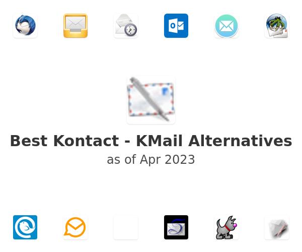 Best Kontact - KMail Alternatives