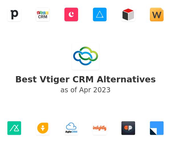 Best Vtiger CRM Alternatives
