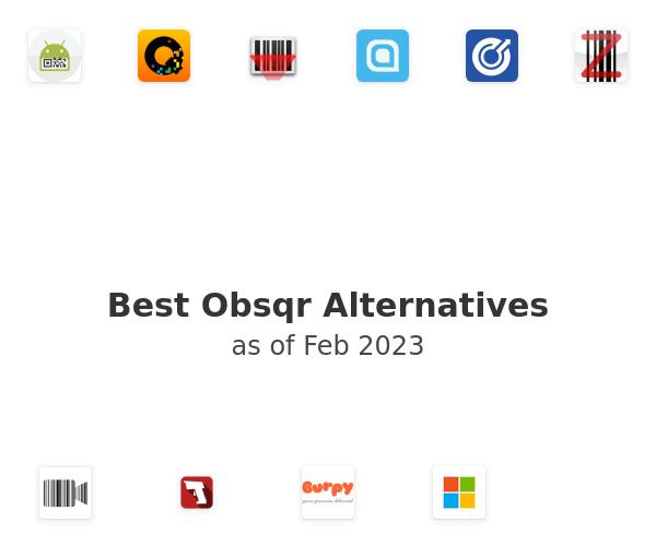Best Obsqr Alternatives