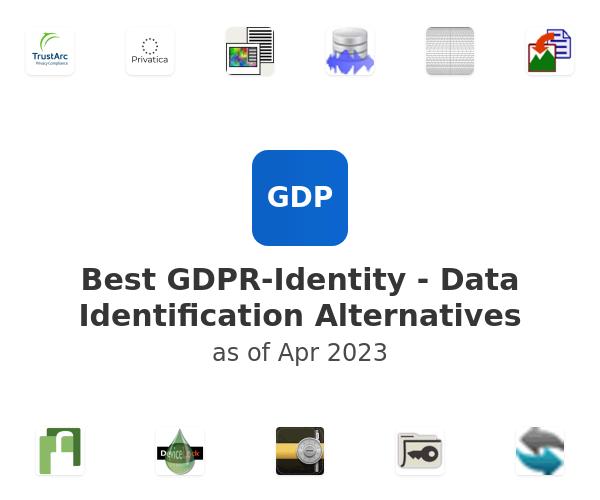 Best GDPR-Identity - Data Identification Alternatives
