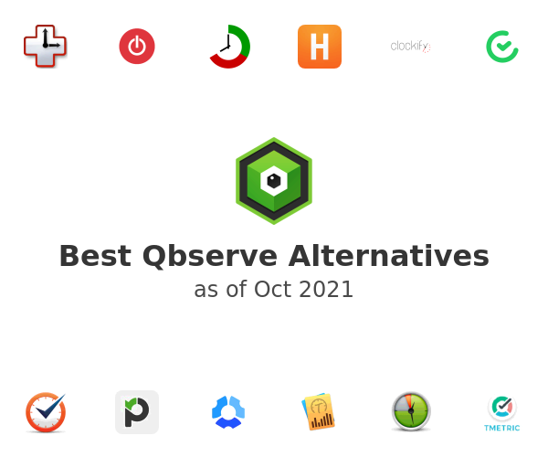 Best Qbserve Alternatives