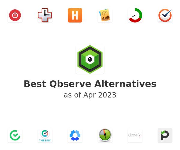 Best Qbserve Alternatives