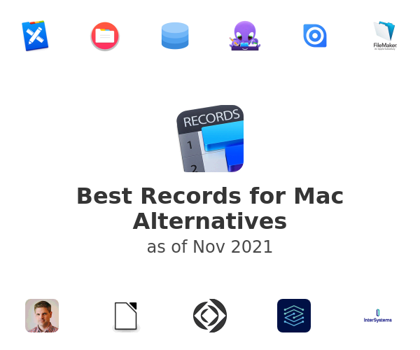 Best Records for Mac Alternatives