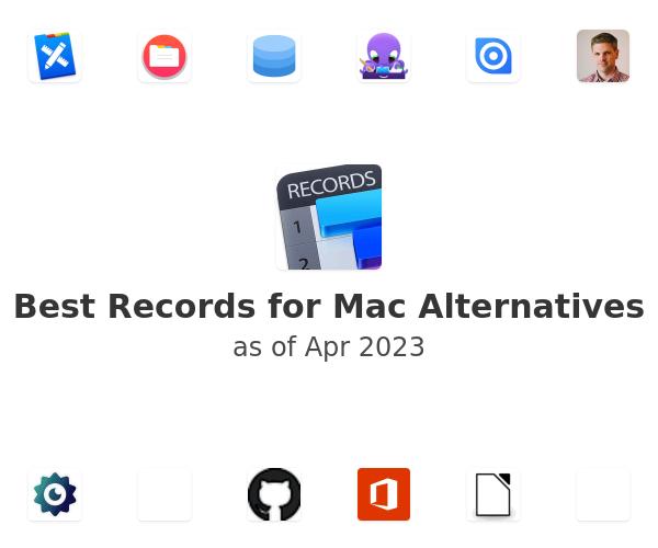 Best Records for Mac Alternatives