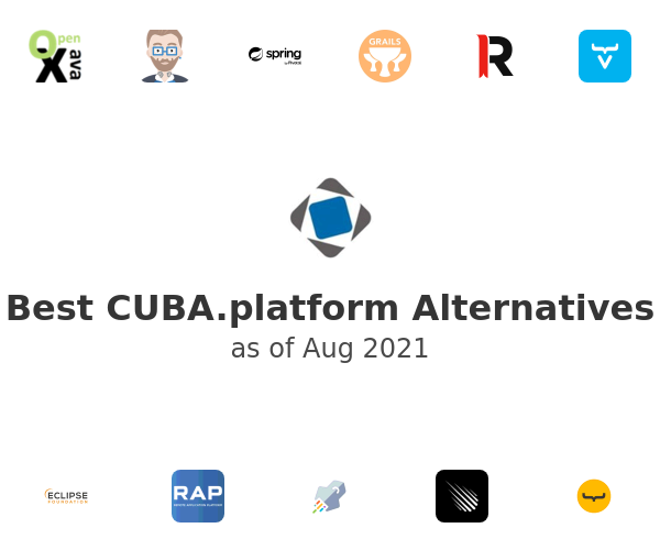 Best CUBA.platform Alternatives