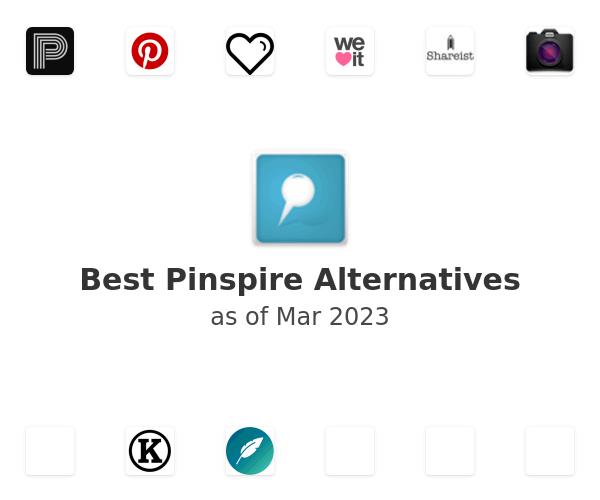 Best Pinspire Alternatives