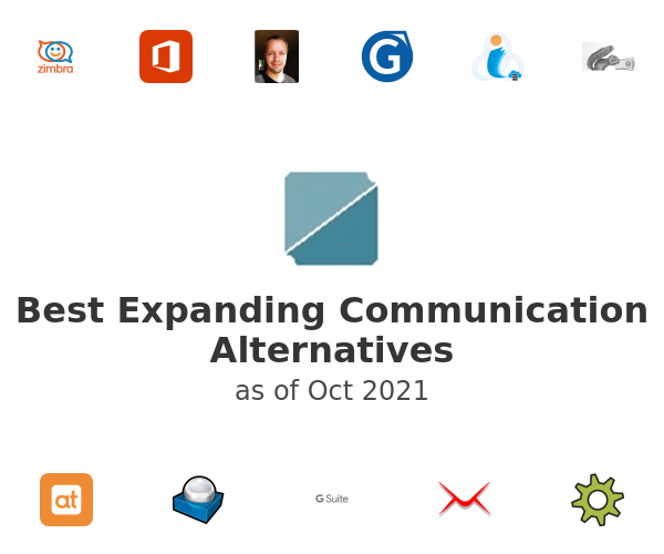 Best Expanding Communication Alternatives