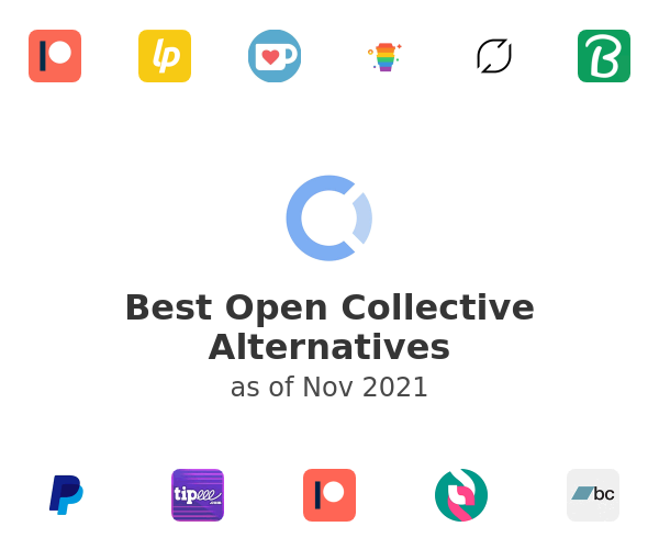 Best Open Collective Alternatives