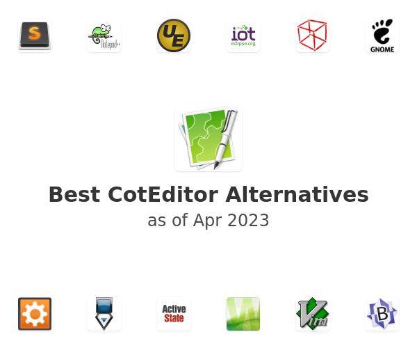 Best CotEditor Alternatives
