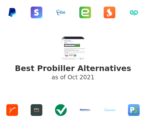 Best Probiller Alternatives