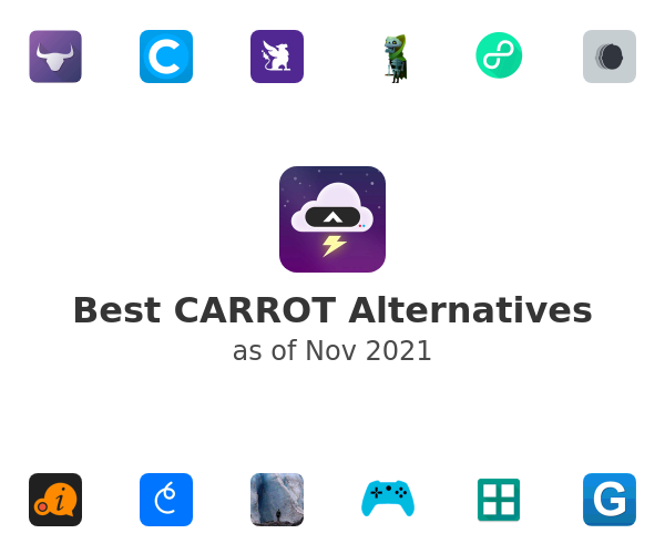 Best CARROT Alternatives