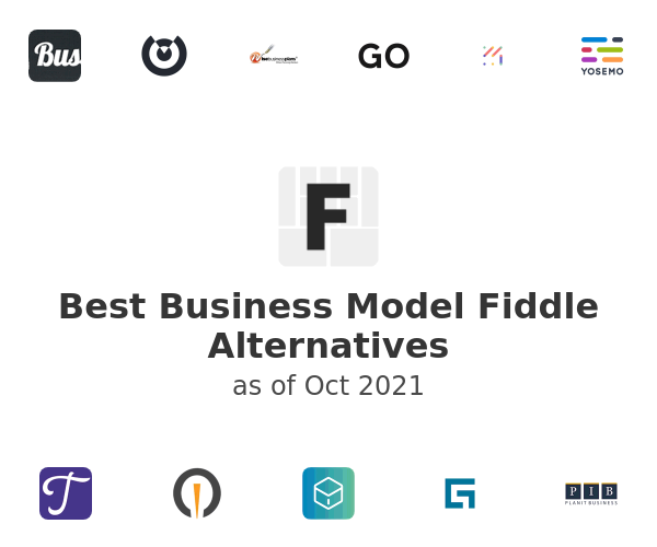 Best Business Model Fiddle Alternatives