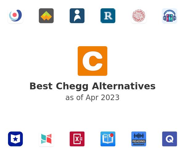 Best Chegg Alternatives