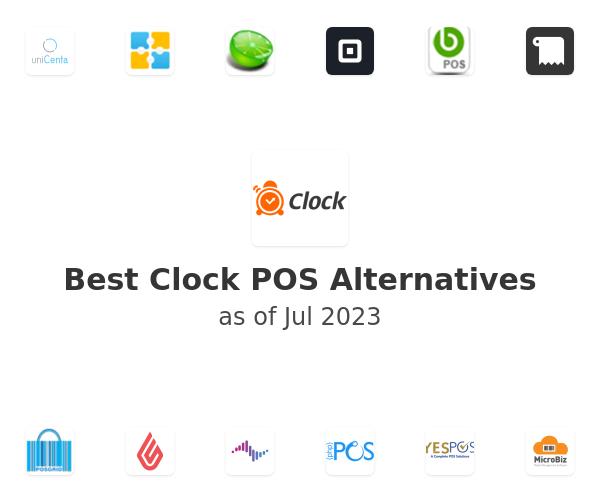 Best Clock POS Alternatives