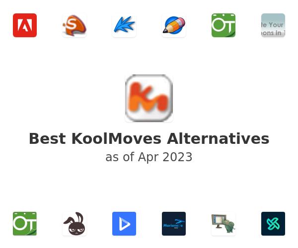 Best KoolMoves Alternatives