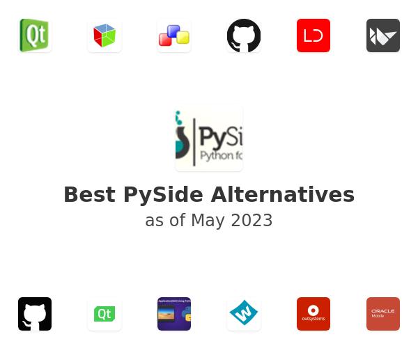 Best PySide Alternatives