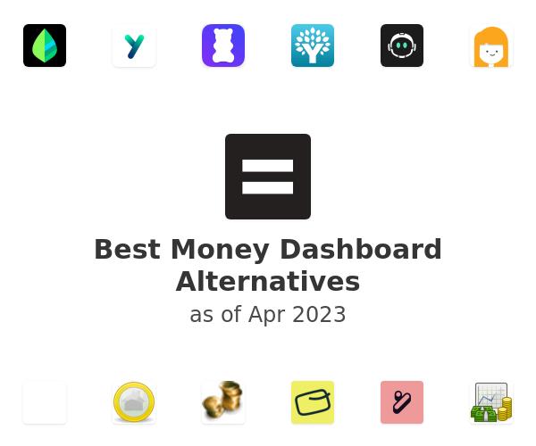 Best Money Dashboard Alternatives