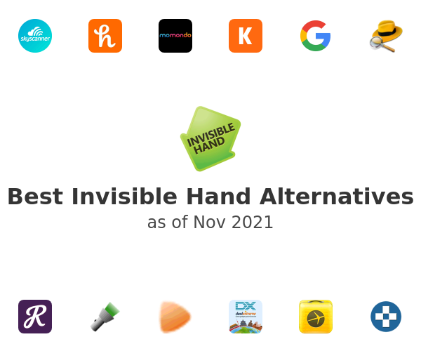 Best Invisible Hand Alternatives