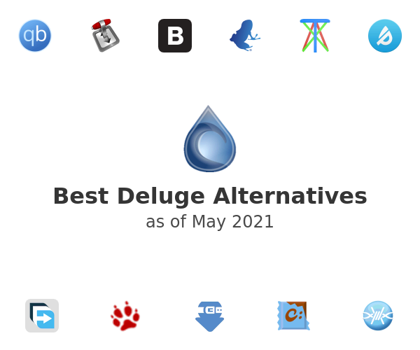 Best Deluge Alternatives