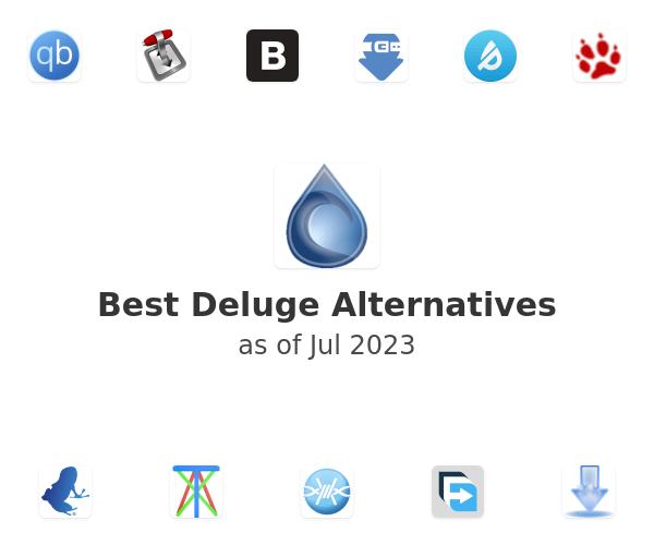 Best Deluge Alternatives