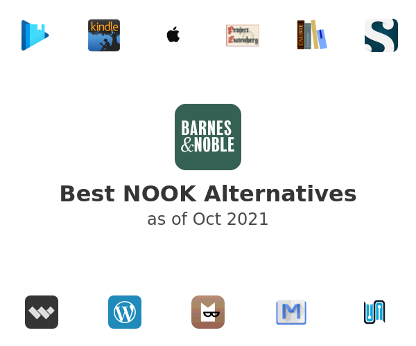 Best NOOK Alternatives