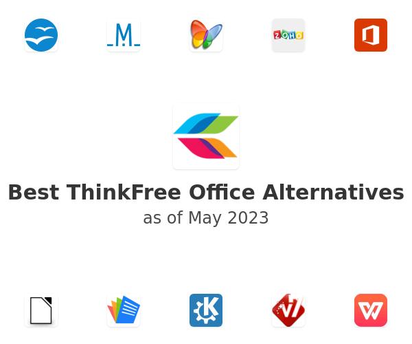 Best ThinkFree Office Alternatives