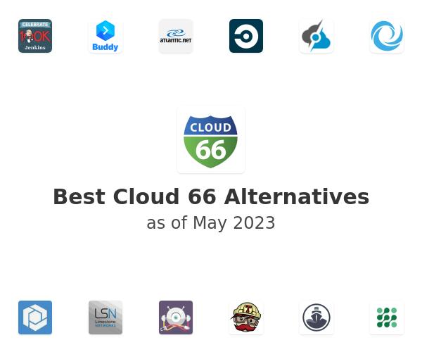 Best Cloud 66 Alternatives