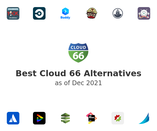 Best Cloud 66 Alternatives