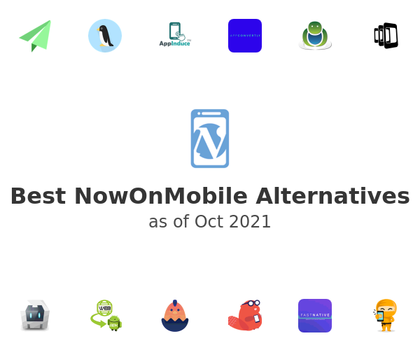 Best NowOnMobile Alternatives