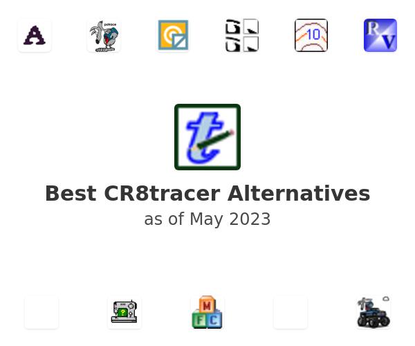 Best CR8tracer Alternatives