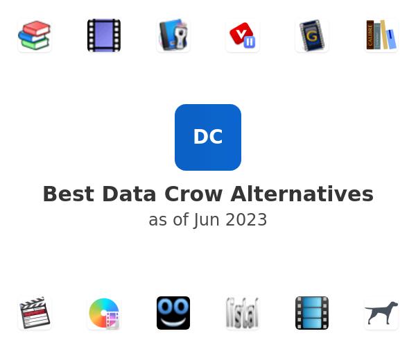 Best Data Crow Alternatives