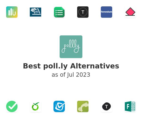Best poll.ly Alternatives