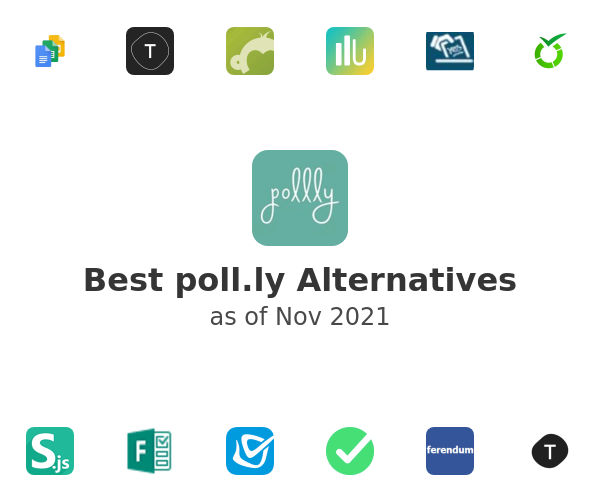 Best poll.ly Alternatives