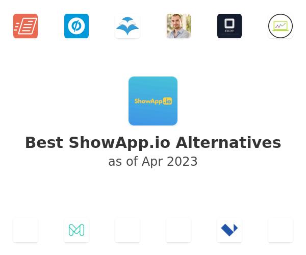 Best ShowApp.io Alternatives