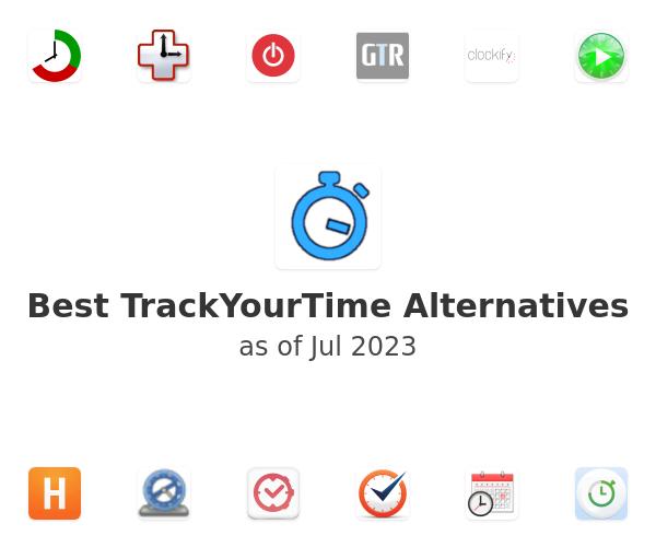Best TrackYourTime Alternatives