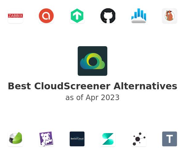 Best CloudScreener Alternatives