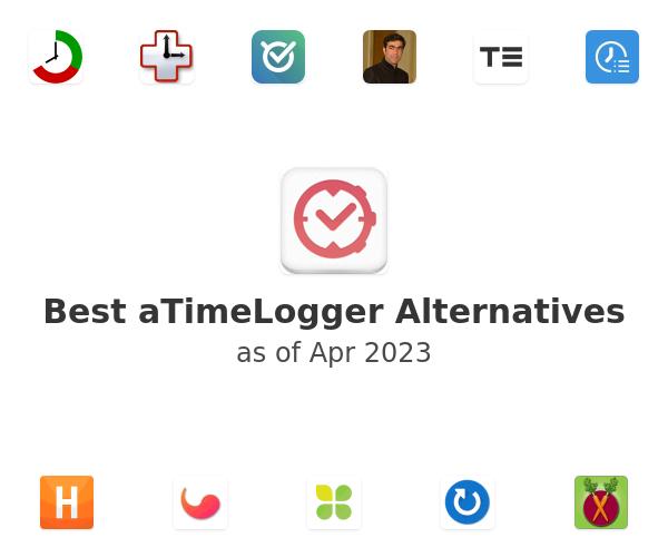 Best aTimeLogger Alternatives