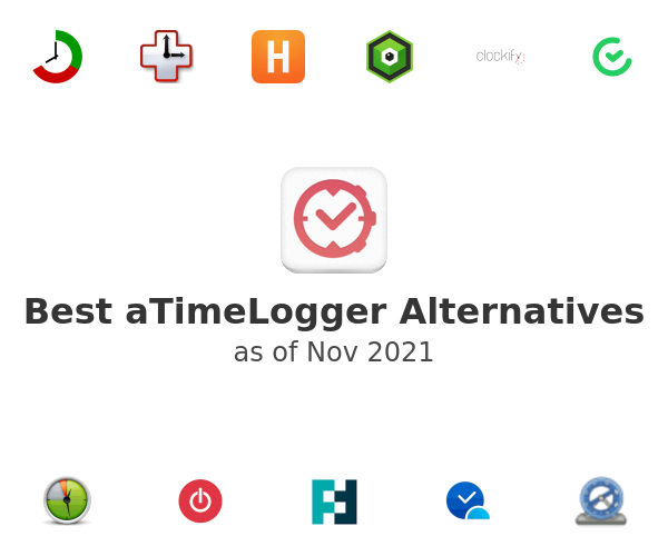 Best aTimeLogger Alternatives