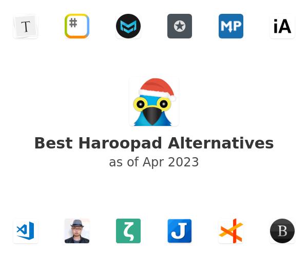 Best Haroopad Alternatives