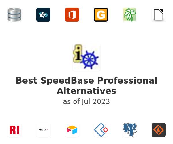 Best SpeedBase Professional Alternatives