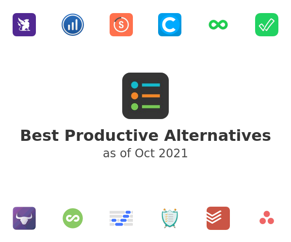 Best Productive Alternatives