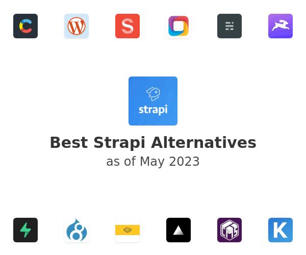 Best Strapi Alternatives