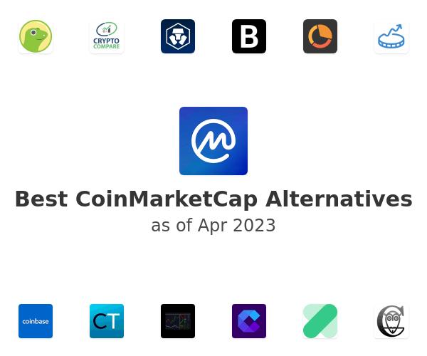 Best CoinMarketCap Alternatives