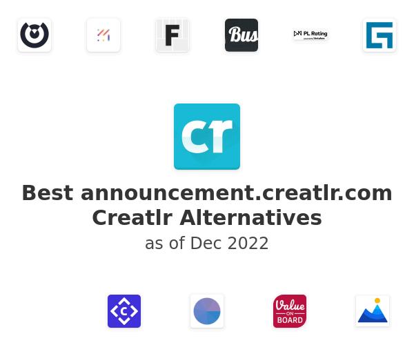 Best Creatlr Alternatives
