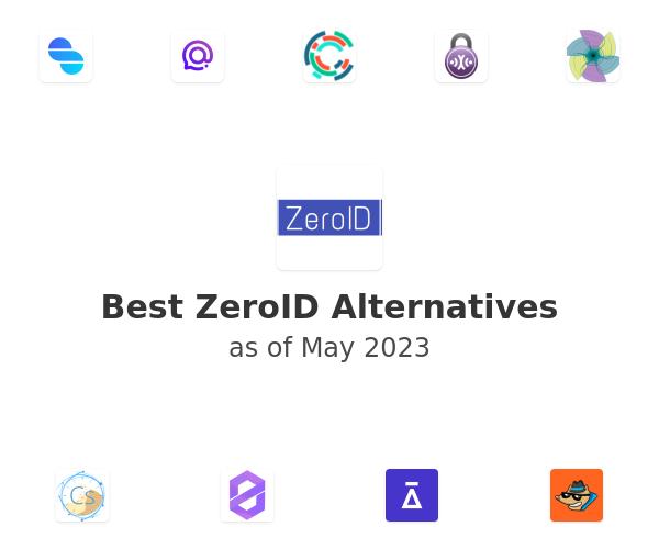 Best ZeroID Alternatives