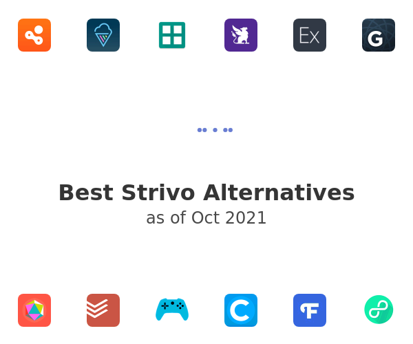 Best Strivo Alternatives