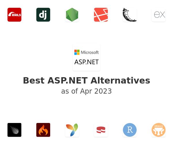 Best ASP.NET Alternatives