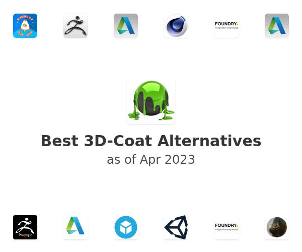 Best 3D-Coat Alternatives