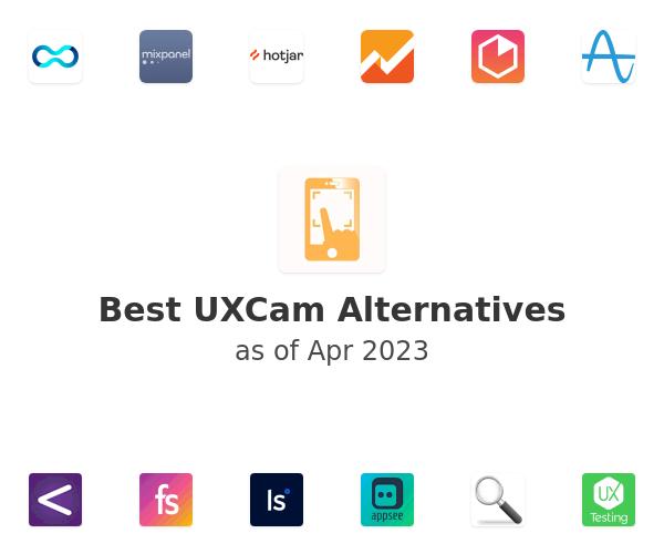 Best UXCam Alternatives